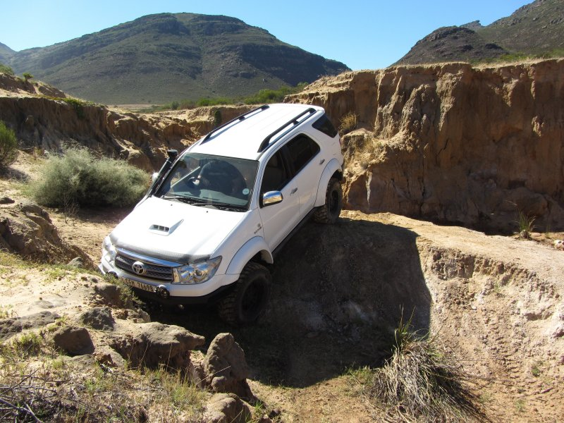 image Gallery Fortuner 4x4 Fans